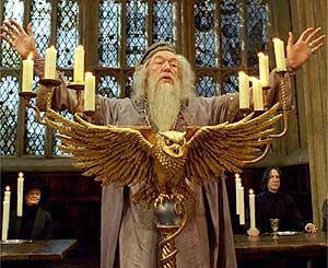 ¿Está realmente Dumbledore muerto?
