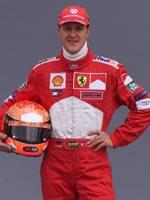 Homenaje a Michael Schumacher
