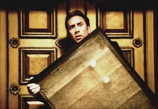 'National Treasure: Book of Secrets' ('La Búsqueda 2')