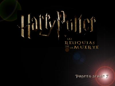 """El título """"Harry Potter y las reliquias de la muerte"""" cobra fuerza"""