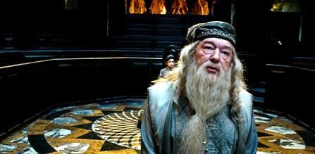 ¿Y si... Dumbledore es malo?
